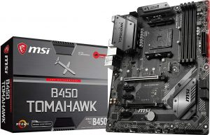 MSI Arsenal Gaming AMD Ryzen 1st and 2nd Generation Motherboard