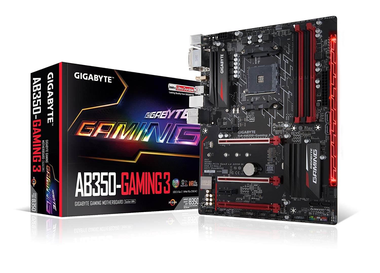Gigabyte GA-AB350 Gaming 3