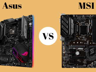 Asus vs MSI motherboard