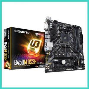 Gigabyte B450M