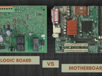Logic Board vs Motherboard
