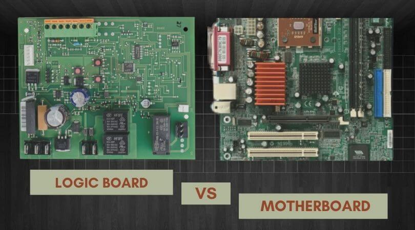 Logic Board vs Motherboard